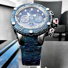 SWISS MADE LUXUS UHR INVICTA SUBAQUA NOMA VI BLUE DRAGON 52 mm - UVP: 1.695,-