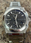 gucci watch men used Missing Botton