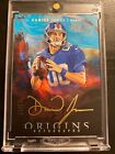 2019 Panini Origins Daniel Jones Auto Gold 25 Hobby Box