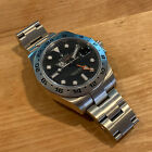 Rolex Explorer II, Stainless Sport, Black Dial Automatic Watch, Ref: 216570