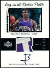 2003-04 Upper Deck Exquisite Collection Basketball Cards 31