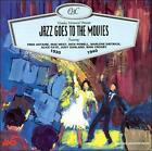 Jazz Goes To The Movies by Various Artists (CD, 1994, Timeless) Used CBC