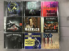 Ricky Warwick - 9 CD Lot Black Star Riders Thin Lizzy Almighty Free Shipping