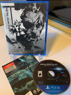 Metal Gear Solid V: Ground Zero (Sony PlayStation 4, 2014) PS3, Complete CIB w/