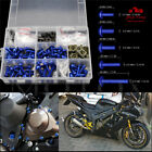 For X-Max N-Max TMAX Complete Fairing Bolt Screw Kit Nuts Washers Fastener