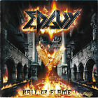 EDGUY, HALL OF FLAMES 2004 (ENHANCED 2CD) AFM RECORDS GERMANY NEAR MINT