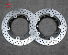 Floating Front Brake Disc Rotor Fit For 2008-2011 Yamaha T-max500 Tmax XP500