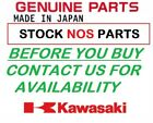 KAWASAKI KLE500 1994 REAR RIGHT SIDE COVER COWL GREEN PETROL 360011459RY1 NOS