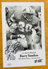 Barry Sanders Cards and Memorabilia Guide 34