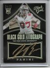 2016 Panini Black Gold Football Cards 20