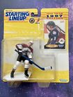 PETER FORSBERG - Colorado Avalanche - Kenner Starting Lineup NHL 1997 Hockey
