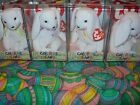 TY Beanie Babies,  COLOR ME THE Bunny  (7.5 inch) Pick out the color you want !