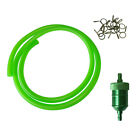 CNC Green Fuel Filter Pipe Line For 50cc 70cc 110cc 125cc 140cc Pit Dirt Bike