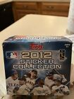 2012 Topps MLB Sticker Collection 12