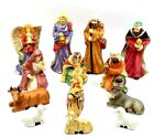 12 Piece Kirkland Signature Porcelain Christmas Nativity Set