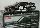 2012 Jimmie Johnson 48 Lowes GUNMETAL 1 24 car94 174 AWESOME RARE Must Have