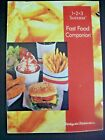 WEIGHT WATCHERS 1 2 3 Success Fast Food Companion Books 1997