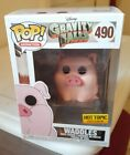 Waddles Hot topic Exclusive Disney Gravity Falls Funko Pop