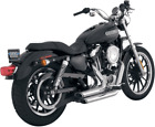 Vance  Hines Shortshots Staggered Exhaust Harley Sportster XL 2004 2013