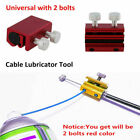 Motorcycle Motorbike ATV Cable Lubricator Tools Brake Clutch Luber Oiler 2 bolts