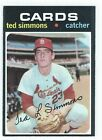 Top 10 Ted Simmons Baseball Cards 22