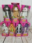 PEZ Lot Of (7) PEZ FUZZY FRIENDS CANDY DISPENSER  Unopened Rare 2002