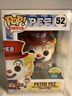 Funko Pop! Pop Ad Icons Peter Pez # 52 Toy Tokyo San Diego 2019 Limited Edition