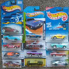 Huge Lot of 13 HOT WHEELS Muscle Cars Die Cast Cars 1 64 Scale NEW