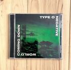 Type O Negative World Coming Down (CD, 1999, Roadrunner Records) Goth Metal OOP