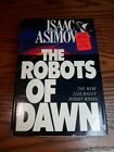 The Robots of Dawn by Asimov Isaac USA 1983 Hardcover First Edition Sci Fi