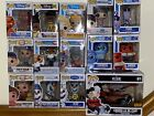 Disney 14 Funko Pop Lot: Inside Out -Pop rides, Tailspin, Frozen, Exclusives NEW