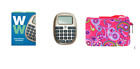Weight Watchers MyWW 2020 SmartPoints Calculator  PINK PAISLEY Key Chain Case