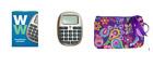 Weight Watchers MyWW 2020 SmartPoints Calculator  PURPLE PAISLEY Key Chain Case
