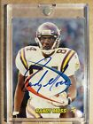 1998 Collector's Edge Randy Moss SP Rookie Prodigies Autograph RC Auto
