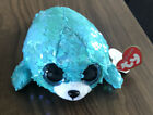 """Ty Beanie Boos Flippables Waves Seal 6"""""""