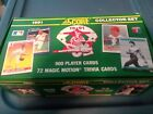 1991 SCORE BASEBALL COLLECTORS SET WITH DREAM TEAM. EXCELLENT CONDITION.