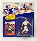 1988 Kenner Starting Lineup Fred Lynn Figure & Card NEW SLU Orioles Baseball