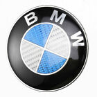 Fit For Bmw Light Alloy Wheel Center Hub Cap Cover Carbon Fiber 68mm New