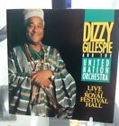 DIZZY GILLESPIE AND THE UNITED NATION ORCHESTRA  LIVE AT THE ROYAL CD