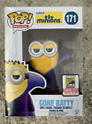 FUNKO POP! MOVIES SDCC 2015 MINIONS GONE BATTY #171