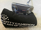 Scotty Cameron Select Fastback 2 34Th Putter w Cover MINT CONDITION