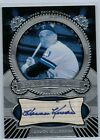 2004 Upper Deck Etchings Harmon Killebrew Etched in Time Autograph Auto 26 50