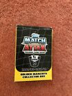Match Attax Golden Moments 2011 12 Collector Box and 28 assorted cards