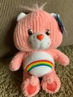 Care Bears Plush 8 Special Edition CHEER BEAR Series 4 with Tags