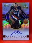 Damian Lillard Signs Exclusive Autograph Deal with Leaf Trading Cards 11