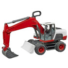 Bruder Loader Excavator Construction Vehicle Item 03411