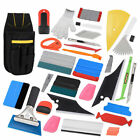 PRO Car Vinyl Wrap Tools Kit Tool Pouch Sign Making Application Squeegee Magnets