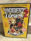 Biggest Loser 2 DVD Customizable Exercise Workouts Mix and Match Weight Loster