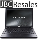 Dell Latitude Laptop HD LED Intel Core 2 Duo 4GB RAM DVD RW WiFi Windows 10