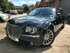 LARGER PHOTOS: 2009 CHRYSLER 300C 3.0 V6 CRD SRT DESIGN LEATHER,CLIMATE,SAT NAV,ALLOYS,LOVELY